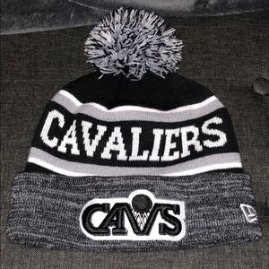 Like new Cavs beanie